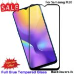 Samsung M20 / M 20 5D Tempered Glass / Screen Protector
