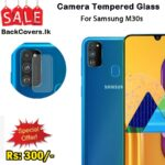 Samsung M30s / M30 s / M 30s / M 30 s Camera Tempered Glass