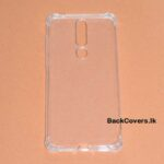 Nokia 3.1Plus / 3.1 Plus Transparent Back cover