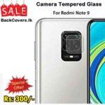 Redmi Note9 / Note 9 Camera Tempered Glass