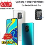 Redmi Note9Pro / Note9 Pro / Note 9 Pro / Note 9Pro Camera Tempered Glass
