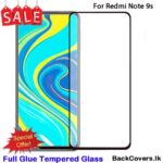 Redmi Note 9s / Note9s / Note9 s / Note 9 s  5D Tempered Glass / Screen Protector