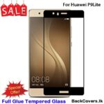 Huawei P9Lite / P 9Lite / P9 Lite 5D Tempered Glass / Screen Protector