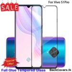 Vivo S1Pro / S1 Pro / S 1Pro / S 1 Pro 5D Tempered Glass / Screen Protector