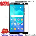 Huawei Y5 2018 / Y5 18 / Y 5 18 5D Tempered Glass / Screen Protector