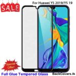 Huawei Y5 2019 / Y5 19 / Y 5 19 5D Tempered Glass / Screen Protector