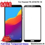 Huawei Y6 2018 / Y6 18 / Y 6 18 5D Tempered Glass / Screen Protector
