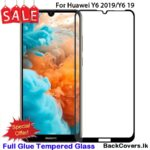 Huawei Y6 2019 / Y6 19 / Y 6 19 5D Tempered Glass / Screen Protector
