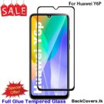 Huawei Y6p / Y6 p / Y 6p 5D Tempered Glass / Screen Protector