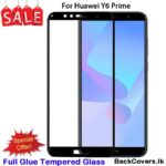 Huawei Y6Prime / Y6 Prime / Y 6Prime 5D Tempered Glass / Screen Protector