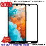 Huawei Y6Pro 2019 / Y6Pro 19 / Y 6Pro 19 5D Tempered Glass / Screen Protector