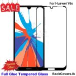 Huawei Y6s / Y6 s / Y 6s 5D Tempered Glass / Screen Protector