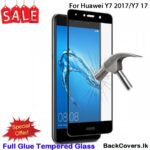 Huawei Y7 2017 / Y7 17 / Y 7 17 5D Tempered Glass / Screen Protector
