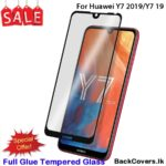 Huawei Y7 2019 / Y7 19 / Y 7 19 5D Tempered Glass / Screen Protector