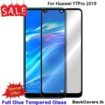 Huawei Y7Pro 2019 / Y7Pro 19 / Y 7Pro 19 5D Tempered Glass / Screen Protector