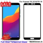 Huawei Y9 2018 / Y9 18 5D Tempered Glass / Screen Protector
