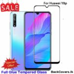 Huawei Y8p / Y8 p / Y 8p 5D Tempered Glass / Screen Protector