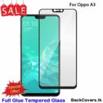 Oppo A3 / A 3 5D Tempered Glass / Screen Protector