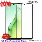 Oppo A31 / A 31 5D Tempered Glass / Screen Protector