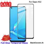 Oppo A52 / A 52 5D Tempered Glass / Screen Protector