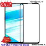 Oppo A72 / A 72 5D Tempered Glass / Screen Protector