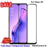 Oppo A8 / A 8 5D Tempered Glass / Screen Protector