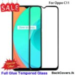 Oppo C11 / C 11 5D Tempered Glass / Screen Protector