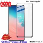 Samsung A81 / A 81 5D Tempered Glass / Screen Protector