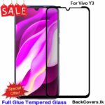 Vivo Y3 / Y 3 5D Tempered Glass / Screen Protector