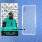 Redmi 9A / 9 A ANTI-BURST Case / High Quality Transparent Back Cover / Clear Phone Case / TP Phone Cover