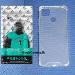 Redmi 9C / 9 C ANTI-BURST Case / High Quality Transparent Back Cover / Clear Phone Case / TP Phone Cover