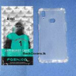 Samsung A10S / A 10S / A10 S / A 10 S ANTI-BURST Case / High Quality Transparent Back Cover / Clear Phone Case / TP Phone Cover