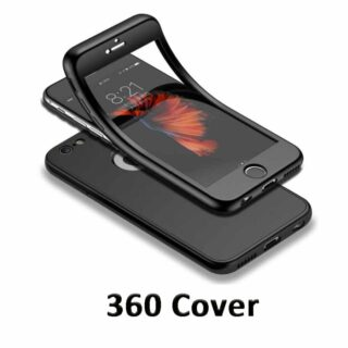 360 Rubber Back cover