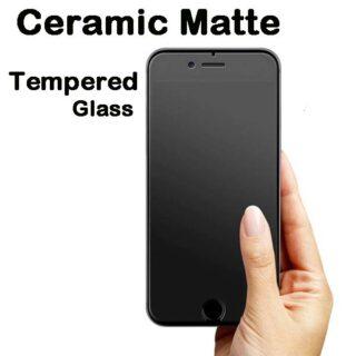 Matte Ceramics Glass