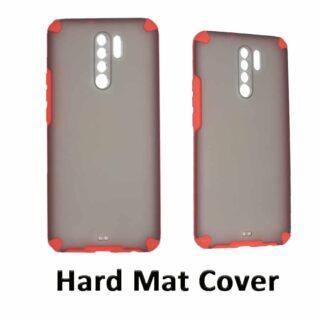 Hard mat cover